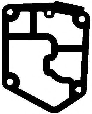 Прокладка корпуса фильтра масляного VW T5 1.9TDI/Caddy 1.9TDI/2.0SDI 03-, код 530.821, ELRING - ViaCars - интернет-магазин автозапчастей  в Луцке