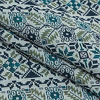 Ткань гобелен орнамент Буковина