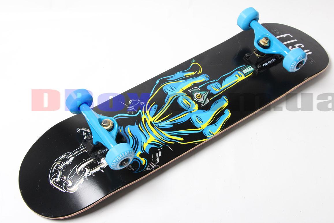 Скейт борд FISH Original  Freedom (2T2000)