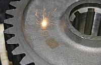 ХТЗ начал лазерную маркировку запчастейтехнологию безопасности