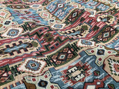 Ткань гобелен Орнамент