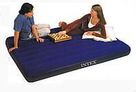 Intex Велюр матрац з подушками, фото 1