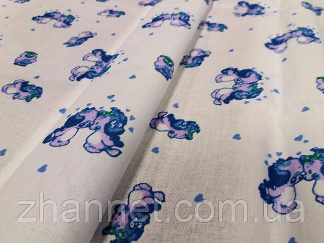 Ткань для пошива детской одежды и пеленок