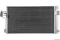 Радиатор кондиционера MB Vito (W639) 03-, код 02.59.133, Trucktec