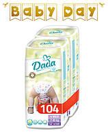 Подгузники Dada Extra Soft Mega Box 4 (7-18 кг) 104 шт.