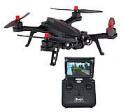Квадрокоптер MJX Bugs 6 B6FD 250мм бесколлекторный 720P FPV камера монитор 4.3