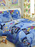Комплект постельного белья 145х220см Смартфон Поплин