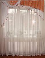 Ламбрикен Ассиметрия 2м кирпичная, фото 1