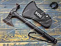 Топор тактический Томагавк SOG Hammer