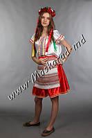 Украинский женский национальный костюм