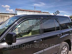 Ветровики, дефлекторы окон Lexus LX 470 (Hic)