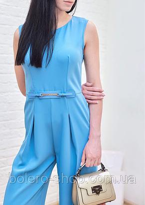 Комбинезон женский брючный брендовый, фото 2