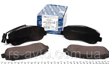 Колодки тормозные (передние) Renault Master, Рено Мастер , Opel Movano 10- 025 251 4718/W