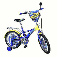 Детский велосипед 2-х колесный 18 дюймов