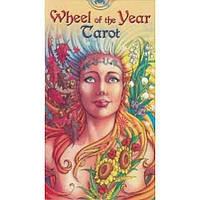 Таро Колесо Года — Wheel of the Year Tarot. Инструкция на английском языке.