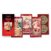 Таро Магия Наслаждений. Tarot of Sexual Magic. Lo Scarabeo. Инструкция на английском языке.