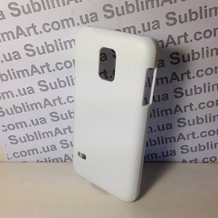 Чехол для 3D сублимации на Samsung S5 mini матовый, фото 2
