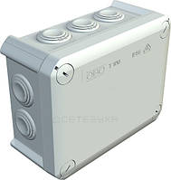 Распределительная коробка 151х117х67 с кабельными вводами ІР66 OBO Bettermann