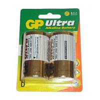Батарейка D GP Ultra LR20