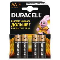 Батарейка AA MN1500 LR06 * 4 Duracell