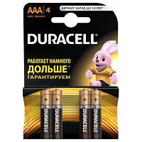 Батарейка AAA MN2400 LR03 * 4 Duracell