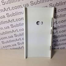 Чехол для 3D сублимации на Nokia 920 глянцевый, фото 3