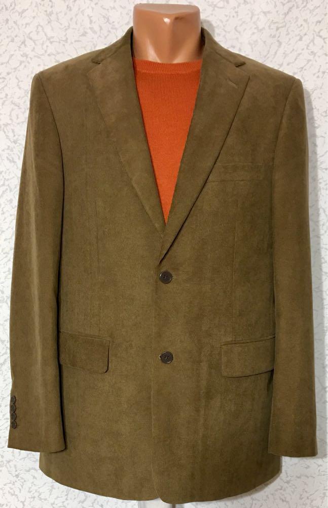 Пиджак микро вельвет STOСKMANN (50)