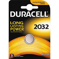 Батарейка Duracell CR 2032 / DL 2032 * 1 (5000394023369 / 81469153)