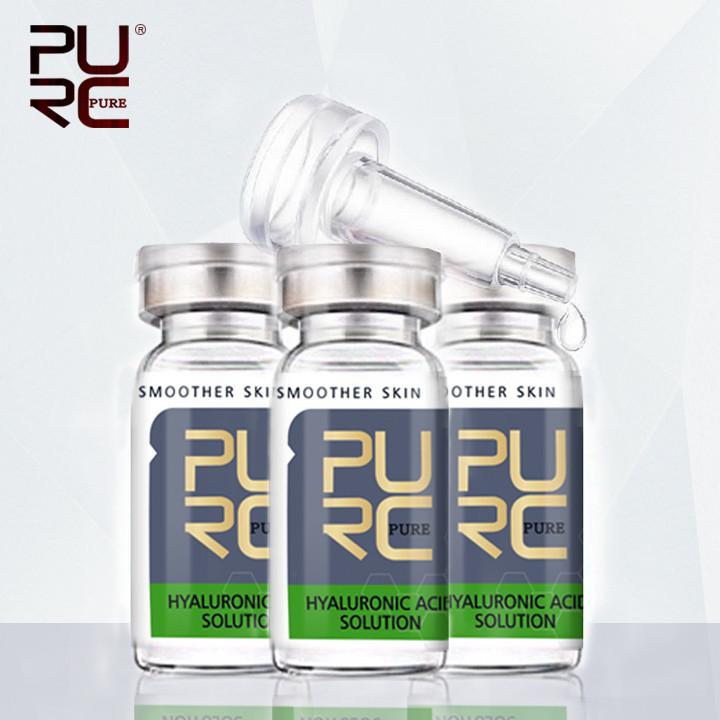 Гиалуроновая кислота PURC,анти-возрастная сыворотка 10ml