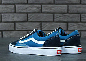 Женские кеды Vans Old Skool, vans old school, ванс олд скул, фото 2