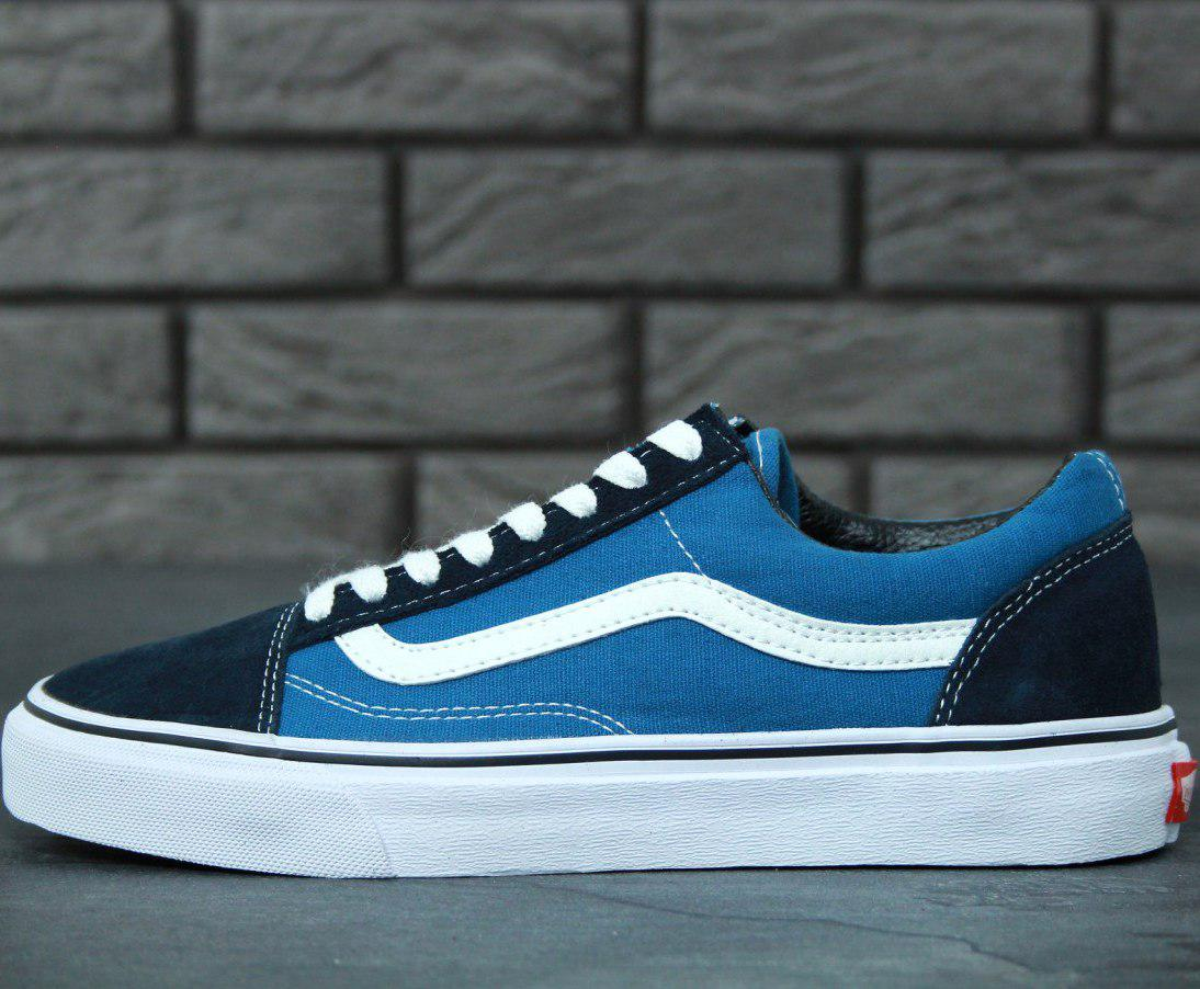 Женские кеды Vans Old Skool, vans old school, ванс олд скул