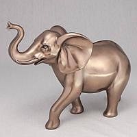 Статуэтка Veronese Слон 18 см 74494 A1, символ удачи