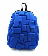 Маленький рюкзак «Square» синий