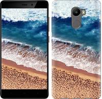 "Чехол на Xiaomi Redmi 4 Берег моря ""3041c-417-328"""