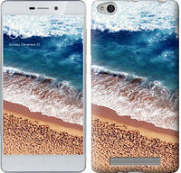 "Чехол на Xiaomi Redmi 3 Берег моря ""3041c-97-328"""