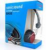 Наушники MP3 Sonic Sound E-68A микс цветов