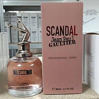 Jean Paul Gaultier Scandal (Жан Поль Готье Скандал) туалетная вода - тестер, 80 мл