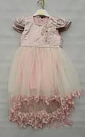 Нарядное платье на девочек 3-4-5-6 лет Муза
