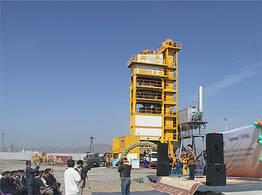 Стационарный асфальтобетонный завод CL-2000 CA-LONG