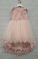 Нарядное платье на девочек 3-4-5-6 лет Фея