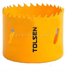 Биметаллическая коронка 17 мм «Tolsen»