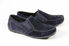 Летняя детская обувь из натуральной кожи ДФ Мокасин