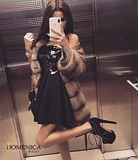 Соблазнительное платье-бандо, фото 2