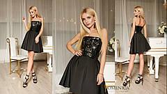 Соблазнительное платье-бандо, фото 3