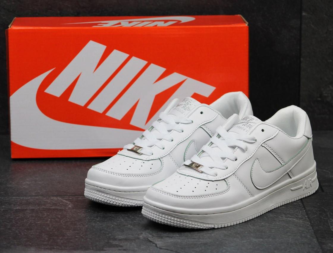 02968be70f3edd Кроссовки женские Nike air force белые купить в Украине оптом и в ...