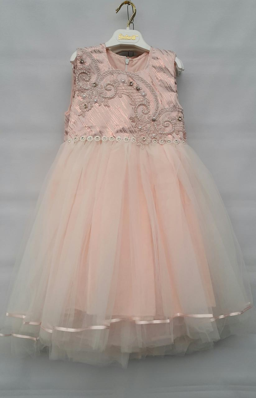 ccb70c89803 Нарядное платье на девочек 3-4-5-6 лет Принцесса - КАЧЕСТВЕННАЯ ТУРЕЦКАЯ