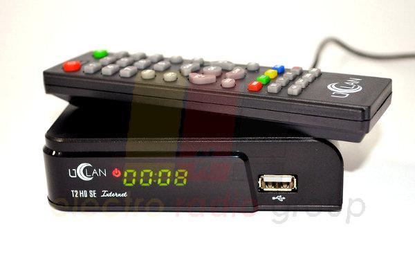 Ресивер uClan T2 HD SE Internet