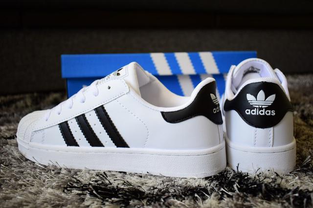 Жіночі Black White Adidas Superstar 89fbc86b4f959