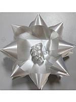 Бантик звёздочка стальной, фото 1