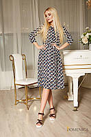 Интересное платье женское